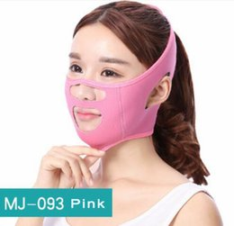 face slimmer belt Coupons - Thin Face Mask Slimming Bandage Face Belt Slimming Facial Double Chin Skin Lifting Slim Massager Health Care