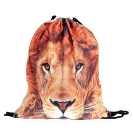 Personnalité de cordon de mode sac à dos et sac de conception contractée hommes et femmes tout 3D approprié avec accessoires de mode (br ? partir de fabricateur