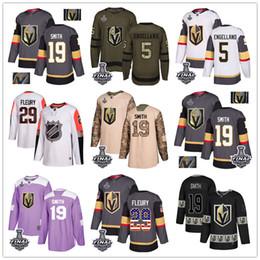 2019 sweat à capuche bleu marine pour homme Personnalisé Vegas Golden Knights Jersey Fleury Pacioretty Pacioretty Reilly Smith Nate Schmidt Deryk Engelland USA maillots de hockey Mode
