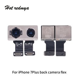 2019 iphone flex sensor original Ursprüngliches hinteres hinteres großes Kamera-Sensor-Flexkabel-Band für iphone 7 Plusreparatur-Teile Freies Verschiffen günstig iphone flex sensor original