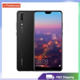 2019 telefones celulares india telefones celulares desbloqueado Original Huawei P20 Pro 4G LTE Mobile Phone Kirin 970 Android 8.1 6.1 telefones celulares india barato