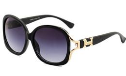 Sonnenbrille Luxus Frauen Markendesigner Katzenaugen Brille Sommer Stil Rechteck Vollformat Hochwertiger UV-Schutz Mit Etui von Fabrikanten