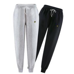 calças brancas Desconto 2017 calções de varejo marca mens calças dos homens calças de hip hop varejo homens mulheres off off white pants starry fireworks impresso m-xxl