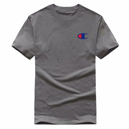 Ropa precios bajos online-Precio bajo nuevos hombres de cuello redondo camiseta de manga corta para mujer camisa de polo camisa de los hombres ropa
