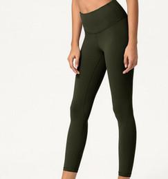 Canada 018 femmes tenues de yoga dames sports leggings complets pantalons pour dames exercice fitness portent des filles marque running leggings cheap girls wearing yoga pants Offre