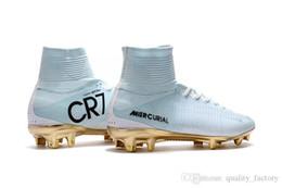 Ronaldo Gold Cleats Online Shopping