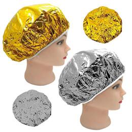 Cheveux secs à l'huile en Ligne-Capot de bain ultra-mince imperméable à l'eau nourrissant le capuchon de douche sec et nourrissant à l'huile de cuisson au four PPA300