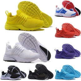 best website c06c9 dbf68 nike air 2019 PRESTO 5 BR QS Breathe Noir Blanc Jaune Rouge Hommes Chaussures  Baskets Femmes Chaussures De Course Hommes Chaussures De Sport designer ...