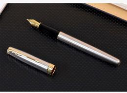 Canada 2019 stylos de luxe à la mode Parker Pen Stylo Drol Pen Clamp Gold Pen 0.5mm, Stylo Signature Hommes et Femmes Offre