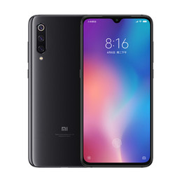 nuovo telefono 4g lte Sconti Originale Xiaomi Mi 9 6GB RAM 128GB ROM 4G LTE Cellulare Snapdragon 855 48.0MP 6.39 '' AMOLED Full Screen Fingerprint ID NFC Cell Phone Nuovo