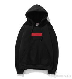 Hoodie de yeezus on-line-Yeezus alta qualidade homens logotipo bordado mulheres hoodies encapuzados justin bieber Eu me sinto como o hoodie pablo XXL Supremo