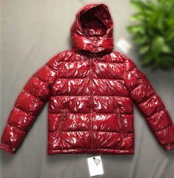 meilleurs parkas d'hiver Promotion Femmes Parkas Designer Hiver meilleure qualité Manteau de meilleure qualité épais de luxe à capuche Outwear Vestes lumineux Taille S-3XL