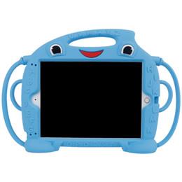 Силиконовый чехол для планшета Kid Cartoon для iPad 5/6/7/8 pro 9.7