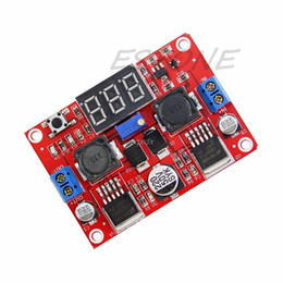 Módulo de aceleração on-line-DC-DC Display Digital Step Down Up Boost Board Módulo de Potência Conversor Buck Z07
