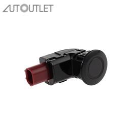 2019 sensori di assistenza al parco Parcheggio AUTOUTLET auto posteriore della parte anteriore del sensore PDC 2Pin Park Assist radar di retromarcia Fit for CRV CRV 2007-2012 39680-SHJ-A61 sconti sensori di assistenza al parco