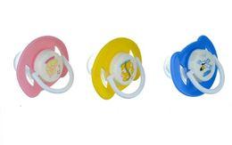 Madre y bebé Bebé creativo chupete redondo con cadena de silicona mordida del bebé música materno infantil suministros fabricantes desde fabricantes
