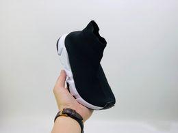 2020 esportes de alta velocidade Barata Crianças Speed Trainer malha meias altas Sports Shoes platfage novas Mercurial sapatilhas para meninos e meninas desconto esportes de alta velocidade