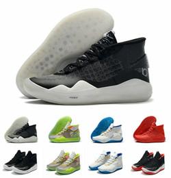 uk availability 7e7be b2534 Kd 12 12s XII Le Jour Un Université Red Warriors Accueil kevin Durant  chaussures Zoom KD12 EP 90s Enfant Oreo Hommes Chaussures De Basketball US  7-12 ...