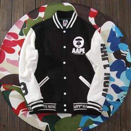 темные мужские стили одежды Скидка высокое качество весна новый стиль мужской одежды дизайнер темные буквы классические куртки азиатские размер топы дизайнерские куртки для мужчин