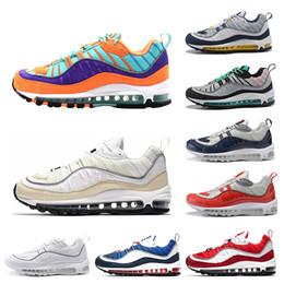 Compre Nike Air Max 98 Zapatillas De Correr Para Mujer Para