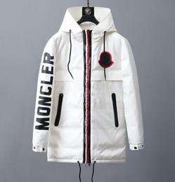 2020 homens inverno camisola pele Blindfold top sweater coat dos homens jaqueta de design de baixo do revestimento do revestimento Big Fur com capuz canadense Down Jacket Hococal frete grátis homens inverno camisola pele barato