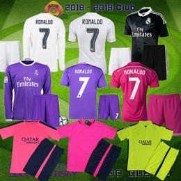 ca84f5871 Retro 2014 2015 Real Madrid 15 16 17 la liga Soccer Jersey torres messi  KAKA RONALDO ZIDANE Beckham 2018 RAUL Robinho MESSI shirt