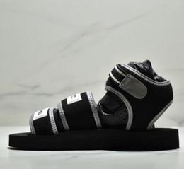 2019 chunky weiße sandale plattform 2019 neue mode damen sexy flache sandalen ferse damen doppelhausschuhe modemarke sommer casual strand sandalen