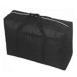 Dampproof Unisex À Prova D 'Água De Armazenamento Saco de Bagagem Zíper Engrossar Pacote Edredão Mover Tecido Oxford supplier fabric quilt storage bags de Fornecedores de sacos de armazenamento de colchas de tecido