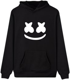 hip pop dance Coupons - CINPOO Ladies DJ Marshmello Mask Hoodies Electronic Dance Music Long Sleeve Jumper Hip-pop Pullovers Sweatshirt Gifts for Kids