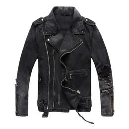 2019 modelli 3d personalizzati Mens Designer Giacche Moda Uomo Donna Denim Jacket Casual Hip Hop Jean Cappotto manica lunga Outdoor Wear Jacket