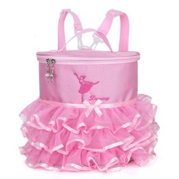 Balletttanztaschen Dual Use Handtasche Balletttanztasche für Mädchen, die für das Beginnen des Tanzes Kinder Ballerina-Taschen tanzen von Fabrikanten