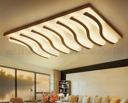 Plafoniere Moderne Economiche : Sconto plafoniere rettangolari lampade moderne a soffitto