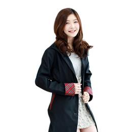 Chubasquero mujer para la lluvia largo impermeable impermeable gabardina chaqueta para mujer de viaje Capa De Chuva Infantil cazadora Poncho 374 desde fabricantes