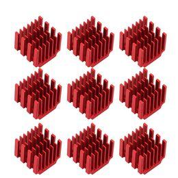 Alluminio passo-passo ultra-silenzioso per driver del dissipatore di calore della stampante 3D Block 4Pcs da