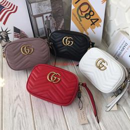 2019 malas único queque Marcas famosas 2019 mulheres da moda bolsa de ombro Bolsa pequena Crossbody Bag carteira Sac à principal Bolsa Feminina cadeia mensageiro saco B-V4