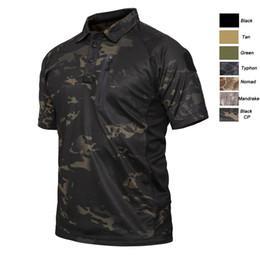 Deutschland Waldjagd im Freien Schießen Hemd Schlacht Kleid Uniform Tactical BDU Army Combat Hemd Quick Dry Camouflage T-Shirt NO05-126 Versorgung