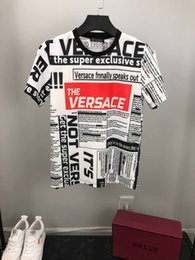 Argentina 2019 populares Camisetas para hombre Ropa Tops Camiseta de moda Marea del verano Cartas Braned Impreso Casual Hombres Camisa M-3XL cheap reversible clothes Suministro
