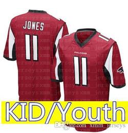 KID Atlanta Falcons 11 Julio Jones 2 Matt Ryan Jersey Youth 12 Tom Brady  KID 3 Russell Wilson Seattle Seahawks Football Jerseys 678b2b45f