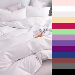 Argentina 600TC Funda Nórdica de Lujo en Algodón Puro 140x200 Tamaño personalizado Ropa de cama King Queen Color Sólido Impreso 1 UNIDS Duvet Edredón Suministro