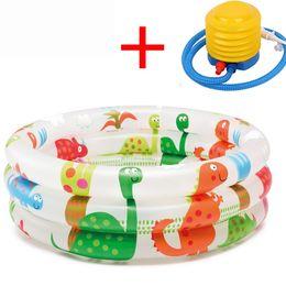 piscine scivolose d'acqua Sconti Piscina per bambini gonfiabile Piscina per bambini in plastica portatile per bambini Piscina per bambini per famiglie Piscina per bambini Grande scivolo per bambini a secco