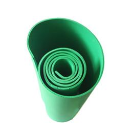 2019 rolo de espuma por atacado 5mm de espessura verde escuro Um Grau Eva Ambiental folhas de espuma, Espuma Punch, crianças escola Artesanal material de cosplay Tamanho 50 cm * 200 cm