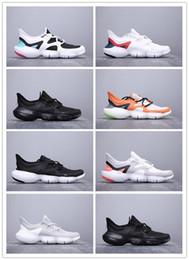 sapatos casuais mens têxteis Desconto Venda quente dos homens livres rn 5.0 tênis de corrida dos homens de tecelagem leve clássico rn 50 esportes ao ar livre jogging casual sports sneakers mens designer formadores