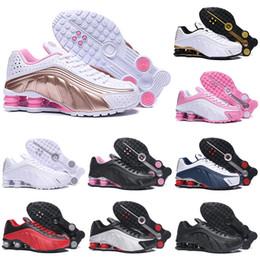 Nike Air Max Shox liefern 809 Männer Schuh Tropfen Verschiffen der berühmten Großhandel LIEFERT OZ NZ Mens athletischer Turnschuh Sport laufenden