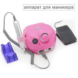 LKE 30000 RPM Professionnel Perceuse À Ongles Électrique Accessoire Nail Art Équipement Bits Manucure Machine Arts Outils ? partir de fabricateur