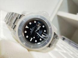 Argentina 4 relojes de pulsera de calidad superior de fábrica N V7 116610LN 116610LV 116619 116610 116613LB 116613 40mm Asia 2813 Movimiento automático Relojes para hombre Suministro