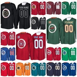 Discount kings jersey - 2018 New Season Practice Jersey 30-Teams all  Customized Brent Burns 26f229f53