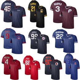 8c0978cab Custom Men's 27 Mike Trout St.Louis 4 Yadier Molina Vintage Collection  Legend jerseys personalized Any name Any number Jersey