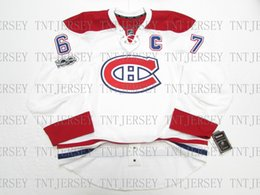 Cheap custom PACIORETTY MONTREAL CANADIENS AWAY 100th ANNIVERSARY JERSEY  stitch add any number any name Mens Hockey Jersey XS-5XL 7498f7083