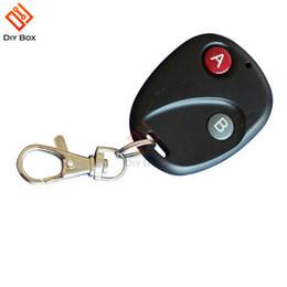 передатчик дистанционного управления 433 мгц Скидка Беспроводной 315 МГц 433 МГц РЧ пульт дистанционного управления ключ гаражных ворот передатчик двери