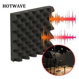 2019 painéis de absorção de som de painel de espuma estúdio insonorização de absorção de som e acústico hotwave painéis de absorção de som barato